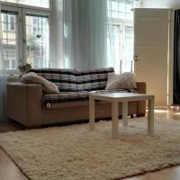 Two-room apartment in the heart of Helsinki