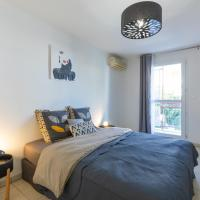 Appartement T2 spacieux au coeur de Saint-Denis