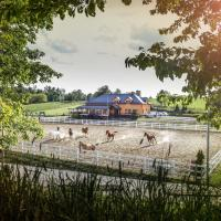 Hotel Horse Riding - Jezdecký Areál Tršice