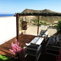 Apartment for 2-4 persons with large terrace and beautiful views