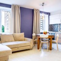 Apartment on Rublevskoye 9