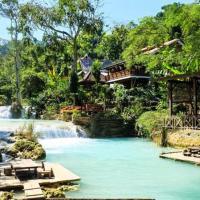Vanvisa Kuang Si Water Fall Resort