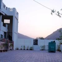 1 BR Guest house in Pal Bhichala, Ajmer (C836), by GuestHouser