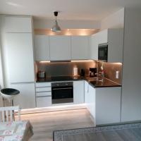 Parantolankatu modern one room apartment