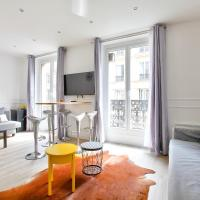 24 Luxury Parisian Home Montorgueil