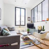 Beautiful flat near Bercy