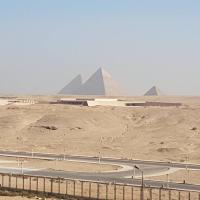 Luxury Pyramids Inn + Tours and Transportations