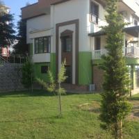 Seyran Seaside Apartments- Green Villa