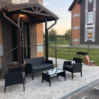 Apartment in Glazynino