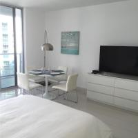 Super Luxury Brickell Studio