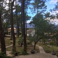 Casa de descanso en la naturaleza