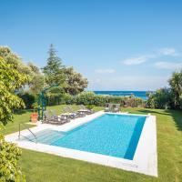 Barbati Beach Pool Villa