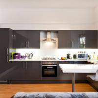 West Bridgford Serviced Apartments - Central 2 beds with Parking