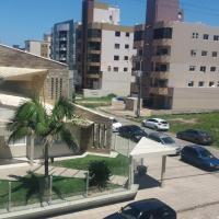 Apartamento com 4 vagas de garaem Mar Grosso