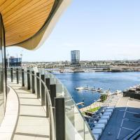 spetacular marina suite (惊奇码头套房公寓)
