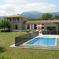 Villa mit grosser Sommerküche und Pool, 8 Minuten zum Sandstrand Cap Sud