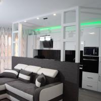 Modern minimalist apartment in Oradea