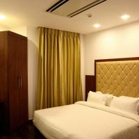 1 BR Boutique stay in Ladowali Rd, Jalandhar (5E30), by GuestHouser
