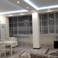 Apartment on Abubakarova 18
