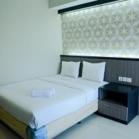 Best Location Studio Room Atria Residence Apartment Gading Serpong By Travelio