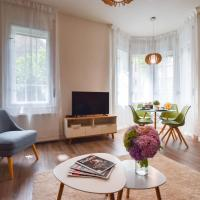 Christine Apartment close to the Buda Castle