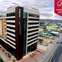 Semitronix Hotel Prishtina