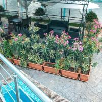 Отдых в просторных апартаментах у Чёрного моря