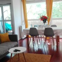 Lovely appartment talence COSY100m2 parking + balcon/terasse