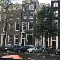 Apartment Herengracht Amsterdam with terrace