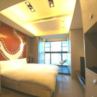 S&J Oxygen Taipei NTU Gongguan international Service Apartment
