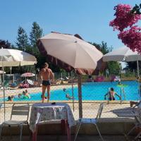 Camping le Mondou, Chalet ou Mobile home