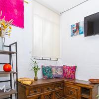 Bohemian & Cozy flat in the heart of Antigua