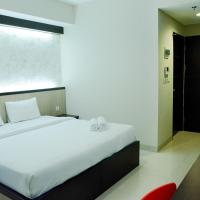 Brand New Studio Room Atria Residence Apartment By Travelio