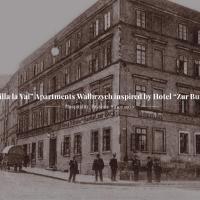 Villa la Val, Apartamenty Wałbrzych