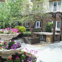 Halfpenny Bridge Holiday Homes - Garden