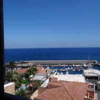 Acogedor apartamento en Candelaria en primera línea de mar