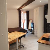 Studio meublé au pied du Mercantour