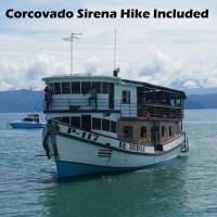 Corcovado Sirena Boat Tours