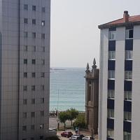 Piso enfrente de la playa de Orzán