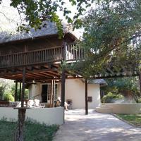 Treetops vakantiehuis bij Krugerpark