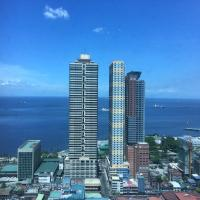 Penthouse Studio - Manila Bay View