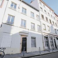 ANVERS · Lyon: Studio atypique proche du centre