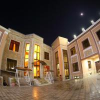 Al-Bukhoriy Boutique Hotel