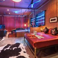 The Shades VIP Suites on Bangla Walking St.