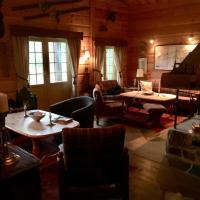 Alpine Family Cabin