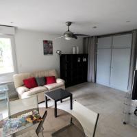 Studio indépendant au Tignet 06530 calme cote d'azur piscine