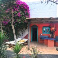 Casa Panama,in der Finca Mimosa