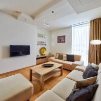 Cosmo-polite Apartment