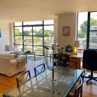West London riverside apartment