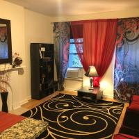 Beautiful 1-bedroom fully furnished apartment
